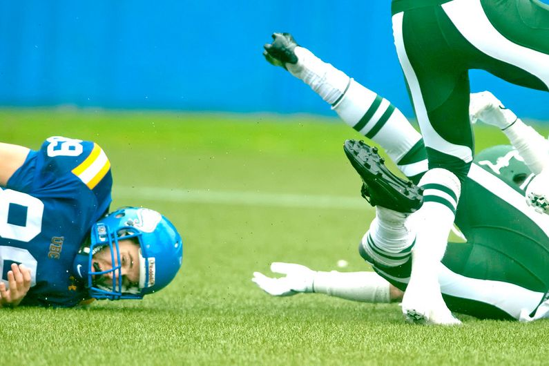 Christian Duval has identified a new approach for detecting concussion in football players.