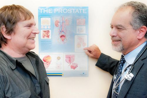 New Hope for Men With Metastatic Prostate Cancer