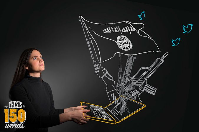 I'm investigating the propaganda of Islamic State