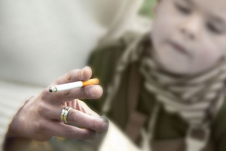 """Young children have little control over their exposure to household tobacco smoke"" said Pagani."