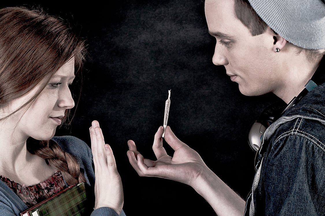 What is the harm of smoking for teenagers