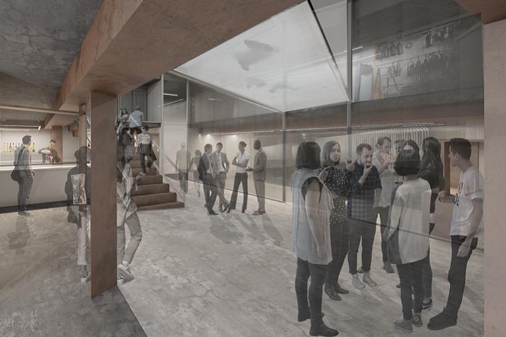 Le d veloppement durable est l honneur l exposition d for Ecole de design interieur montreal