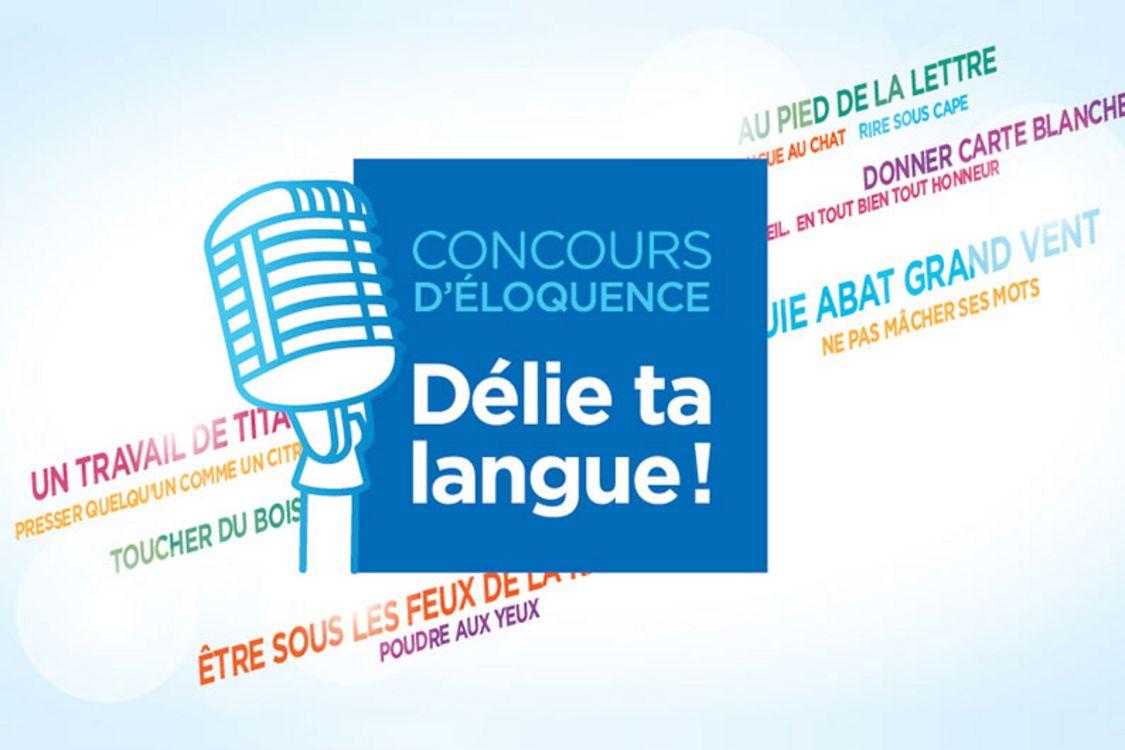 Delie Ta Langue Un Concours D Eloquence Sur Les Expressions
