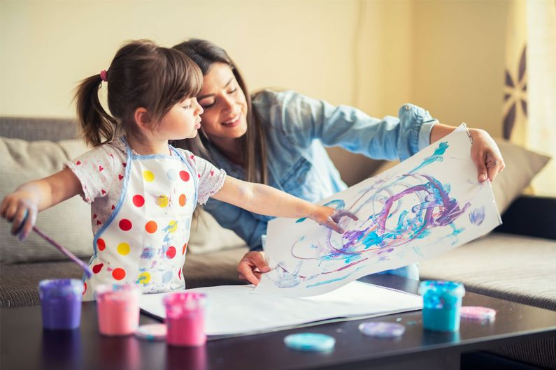 The researchers examined the relationship between the positive parenting of mothers when their child was four years old and the inhibitory control of the child at six years of age to see if they could predict ADHD symptoms at age 7.