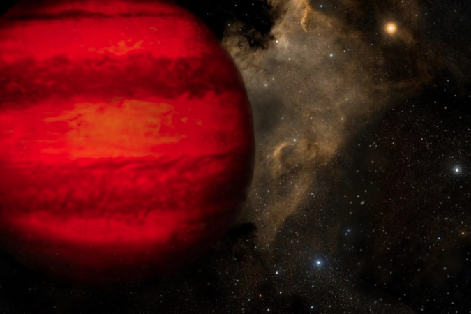 Brown dwarfs form like stars, but are not massive enough to ignite nuclear fusion of hydrogen within their cores -- a defining mechanism within proper stars -- yet are too massive to be called planets.