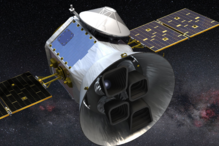 Transiting Exoplanet Survey Satellite (TESS).
