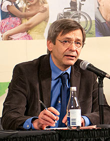 Michel Carrier