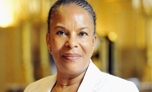 Christiane Taubira, Keeper of the Seals and Minister of Justice of France.